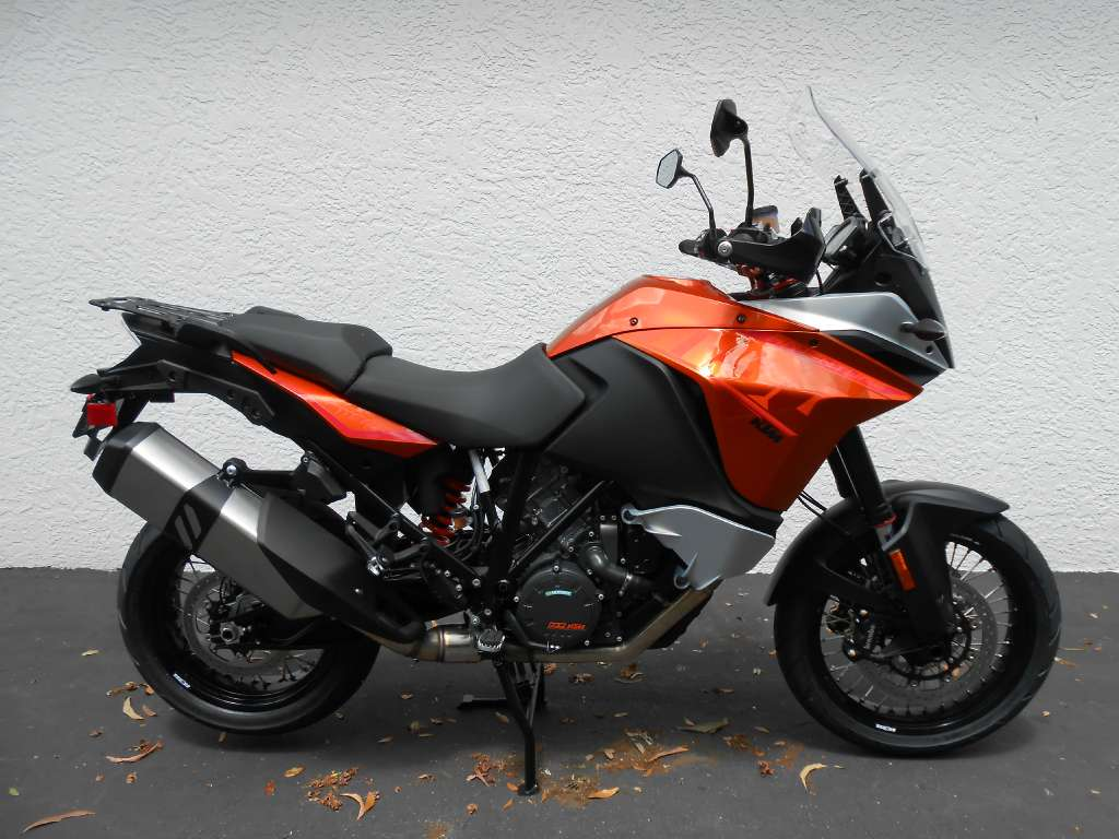 2015 KTM 1190 Adventure in Fort Myers, Florida