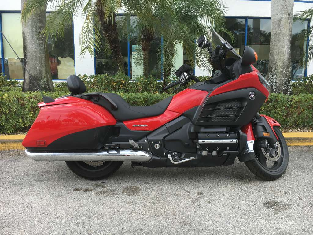 2013 Gold Wing F6B