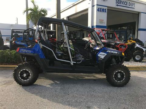 2011 Polaris Ranger RZR® 4 800 EPS in Davie, Florida