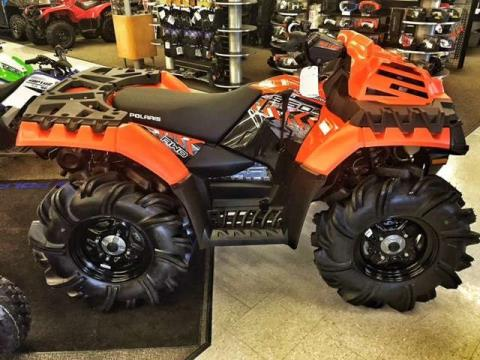 2016 Polaris Sportsman® 850 High Lifter Edition in Ronan, Montana