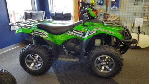 2016 Kawasaki Brute Force® 750 4x4i EPS in Ronan, Montana