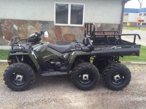 2017 Polaris Sportsman® Big Boss 6x6 570 EPS in Ronan, Montana