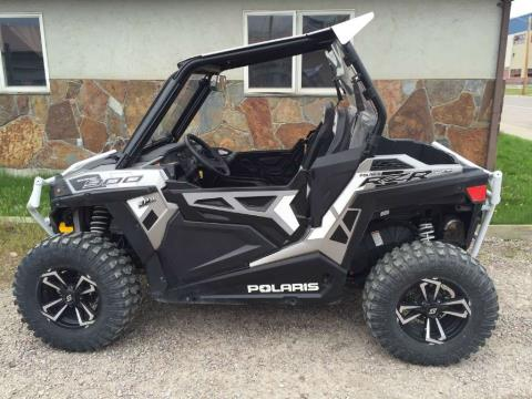 2016 Polaris RZR® 900 EPS Trail in Ronan, Montana