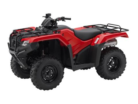 2016 Honda FourTrax® Rancher® 4x4 in Washington, Missouri