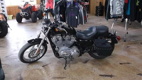 2009 Harley-Davidson Sportster 883 Custom in Cottonwood, Idaho