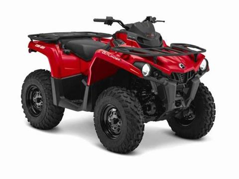 2015 Can-Am Outlander™ L 500 in Huron, Ohio