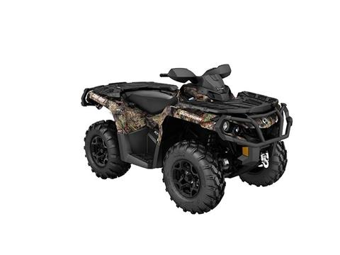 2016 Can-Am Outlander™ XT™ 570 in Huron, Ohio