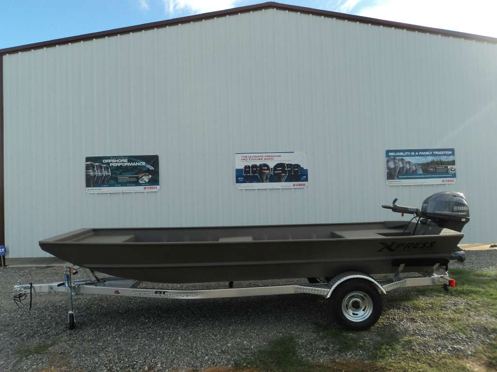 2016 Xpress 1650  JON LIVE-WELL in Mead, Oklahoma