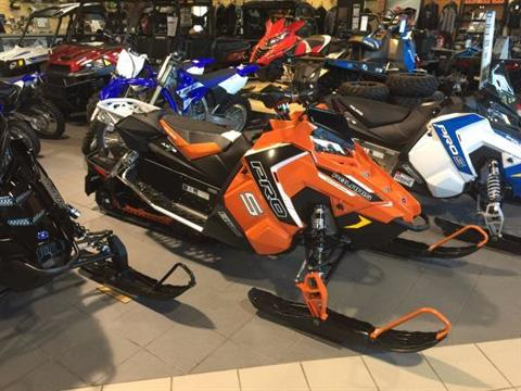 2016 Polaris 600 SWITCHBACK PRO-S ES LE in Utica, New York