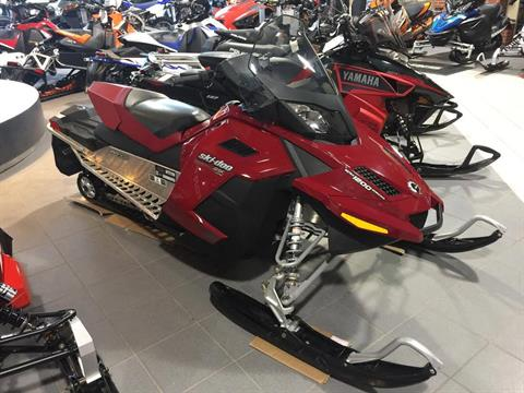 2009 Ski-Doo GSX Limited 1200 4-TEC in Utica, New York
