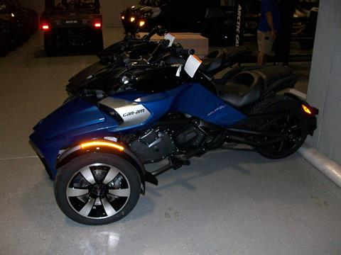 2017 Can-Am Spyder® F3-S SE6 in Waco, Texas