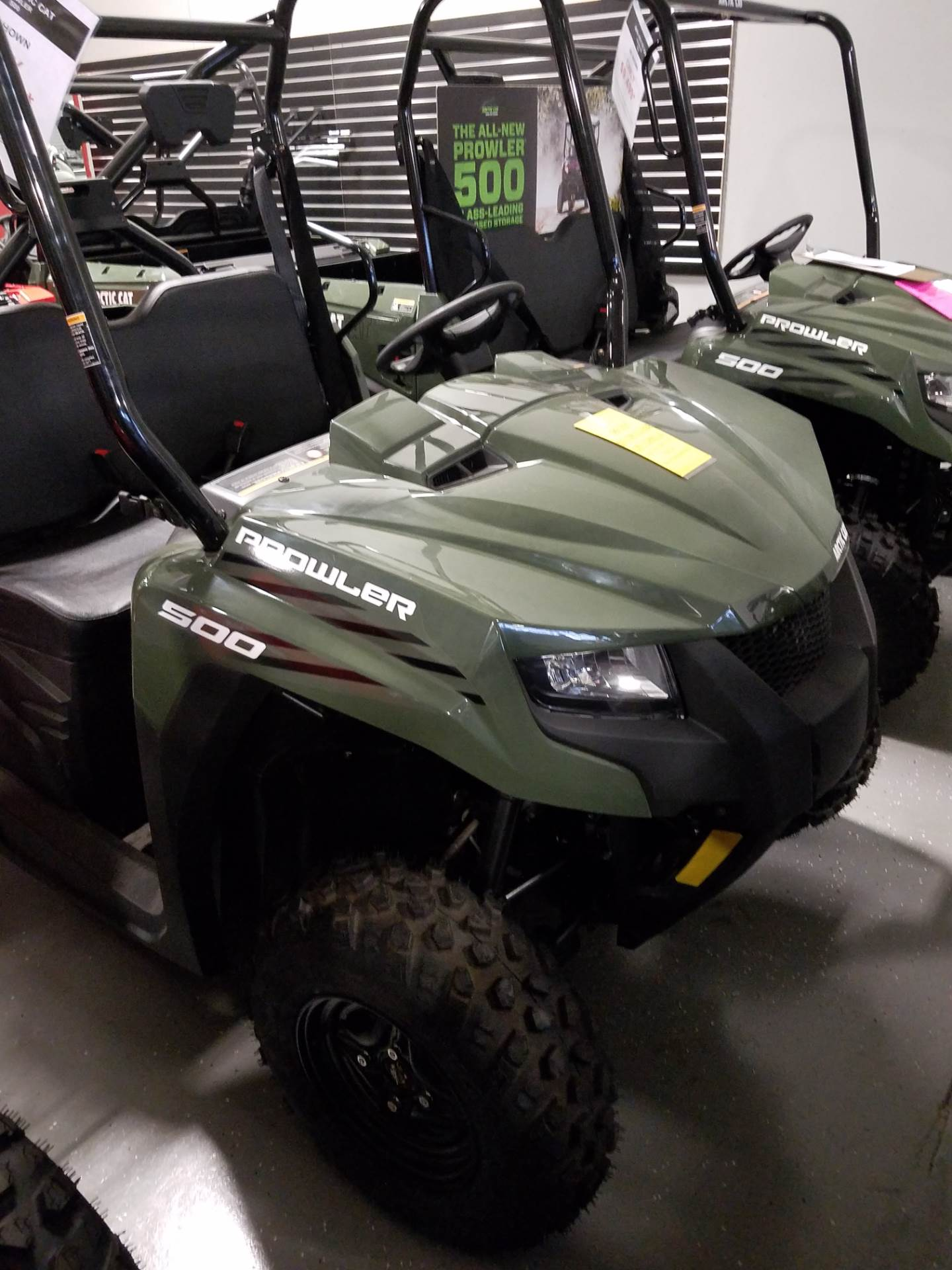 New 2016 Arctic Cat Prowler 500 Utility Vehicles In Waco Tx