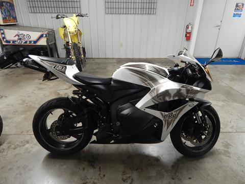 2009 Honda CBR600 RR Phoenix Edition in Carroll, Ohio