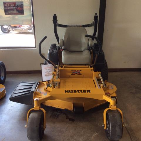 "2014 Hustler Turf Equipment X ONE i 52"" in Kieler, Wisconsin"
