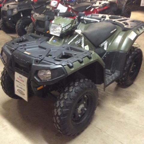 2013 Polaris Sportsman XP® 850 H.O. in Kieler, Wisconsin