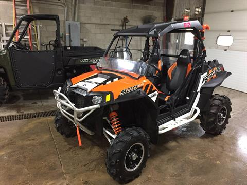 2014 Polaris RZR® 900 EPS LE in Kieler, Wisconsin