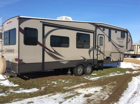 2014 Crusader 330MKS in Kieler, Wisconsin