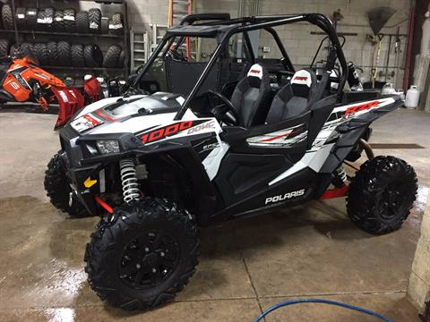 2014 Polaris RZR® XP 1000 EPS in Kieler, Wisconsin
