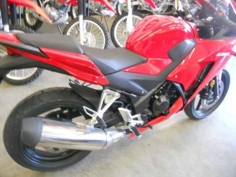 2015 Honda CBR®300R ABS in Albuquerque, New Mexico