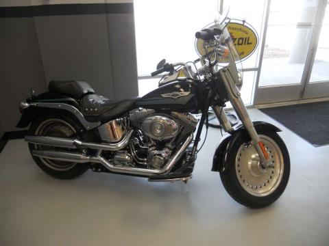 2008 Harley-Davidson Softail® Fat Boy® in Albuquerque, New Mexico