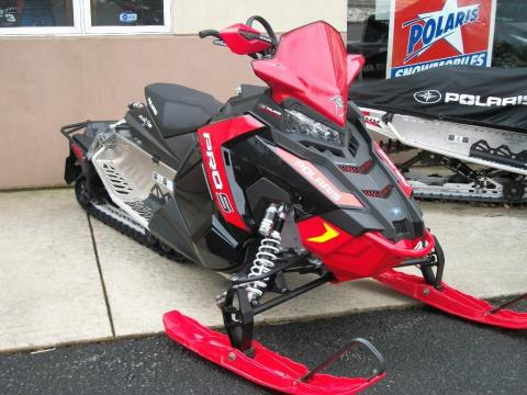 2016 Polaris 800 SWITCHBACK® PRO-S in Johnstown, Pennsylvania