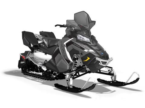 2017 Polaris 600 Switchback® Adventure in Johnstown, Pennsylvania