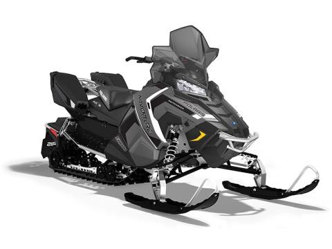 2017 Polaris 800 Switchback® Adventure in Johnstown, Pennsylvania