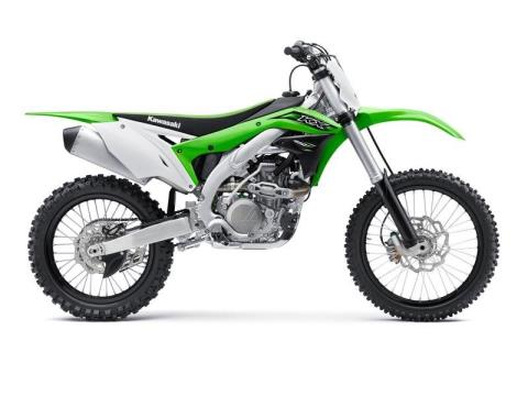 2016 Kawasaki KX™450F in Fontana, California