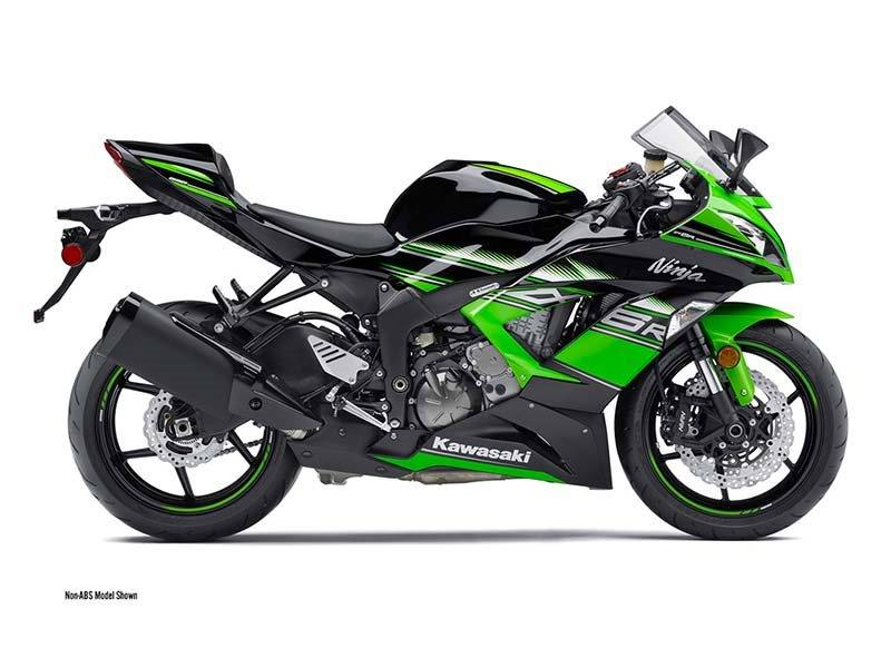 2016 Kawasaki Ninja® ZX™-6R KRT Edition in Fontana, California