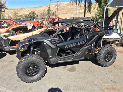 2017 Can-Am Maverick™ X3 X rs Turbo R in Castaic, California