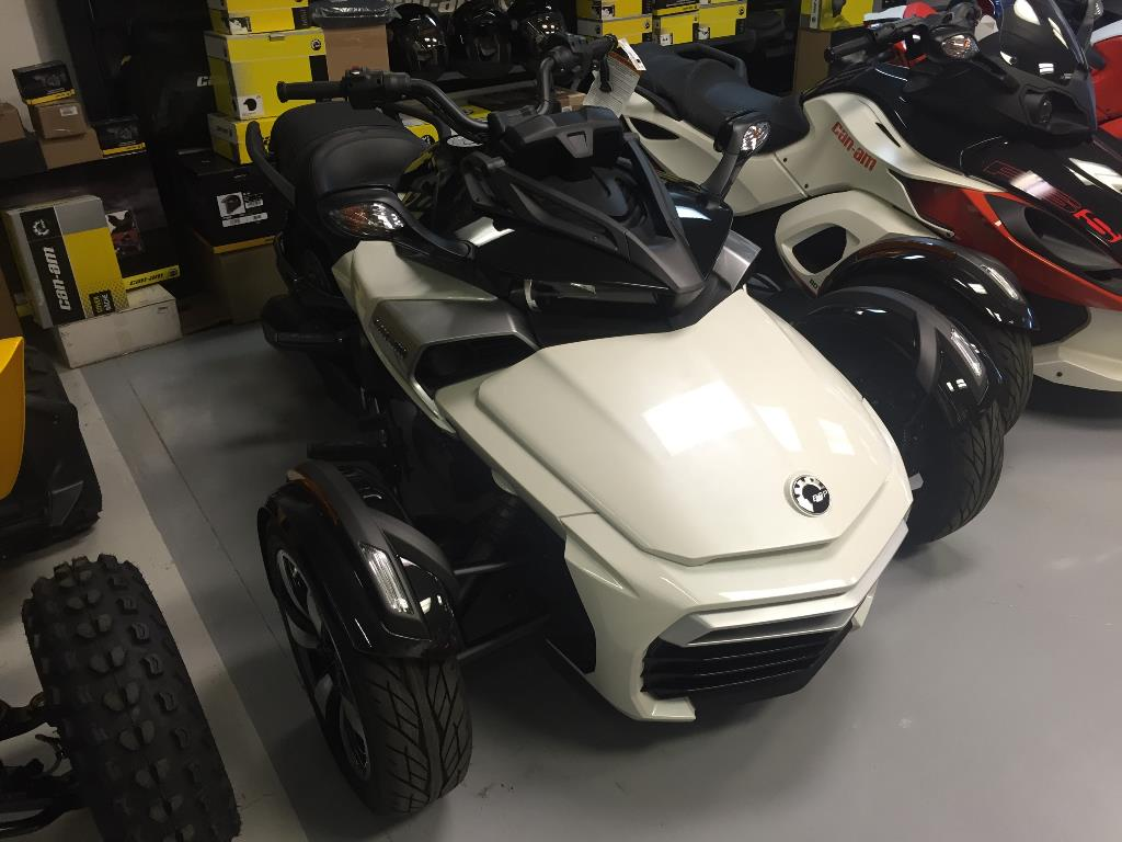 2016 Can-Am Spyder® F3-S SE6 in Castaic, California