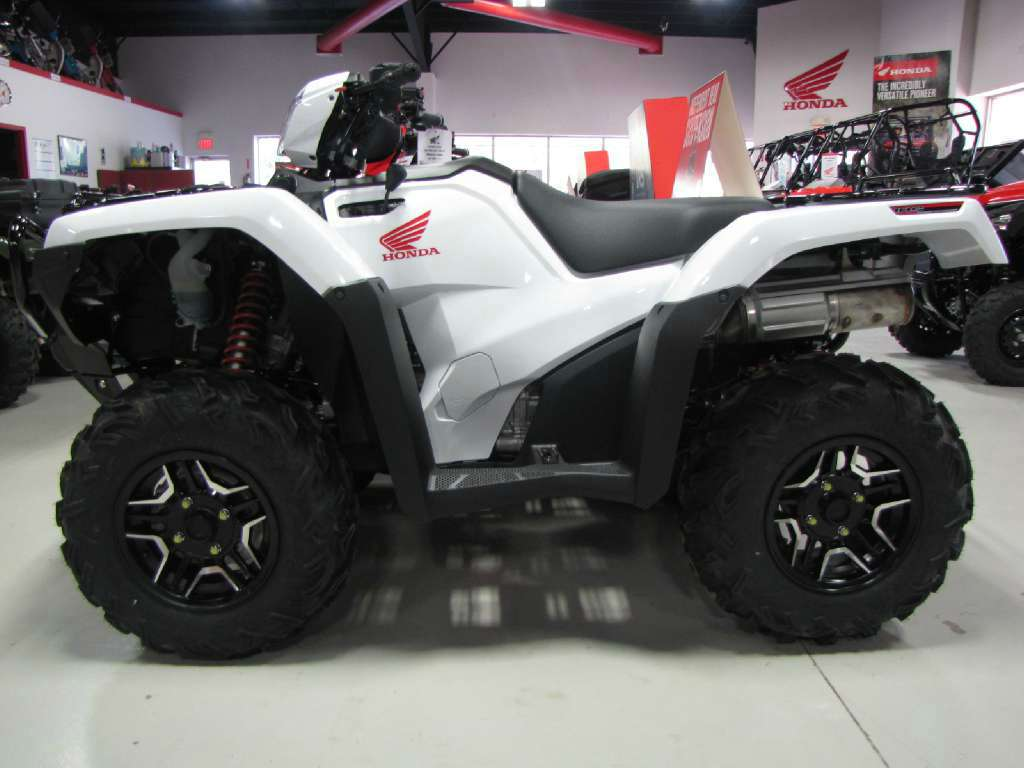 2016 Honda FourTrax® Foreman® Rubicon® 4x4 Automatic DCT EPS Deluxe in Ottawa, Ohio