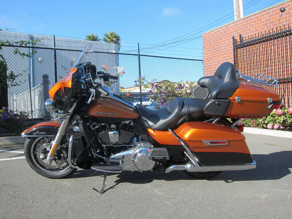 2016 Harley-Davidson Ultra Limited in South San Francisco, California