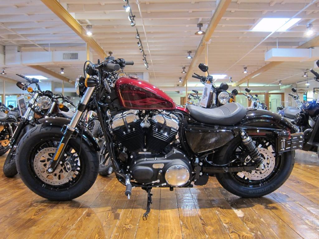 New 2017 Harley-Davidson Forty-Eight Motorcycles in South ...