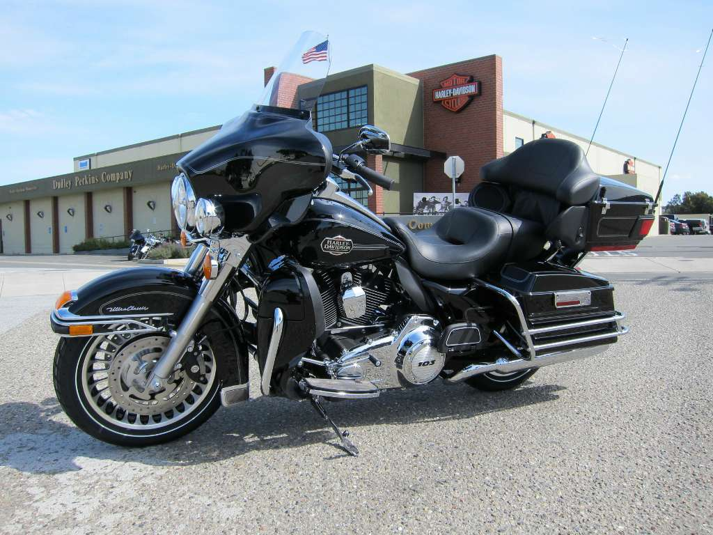 2013 Harley-Davidson Ultra Classic® Electra Glide® in South San Francisco, California