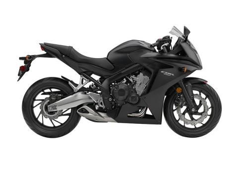 2015 Honda CBR®650F in Flagstaff, Arizona