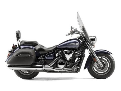 2015 Yamaha V Star 1300 Tourer in Chesterfield, Missouri
