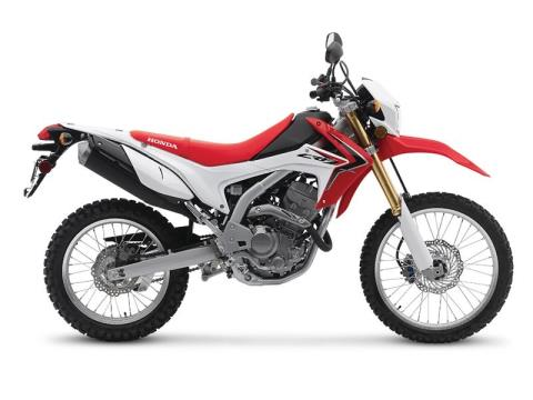 2016 Honda CRF250L in Chesterfield, Missouri