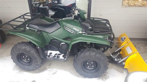 2016 Yamaha Kodiak™ 700 EPS in Bemidji, Minnesota