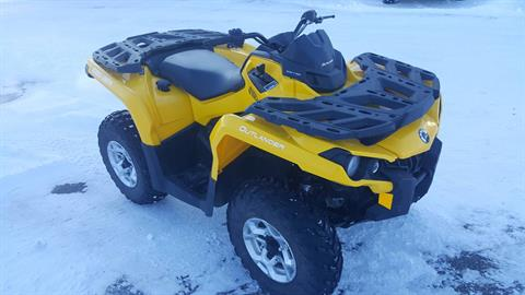2015 Can-Am Outlander™ DPS™ 1000 in Bemidji, Minnesota