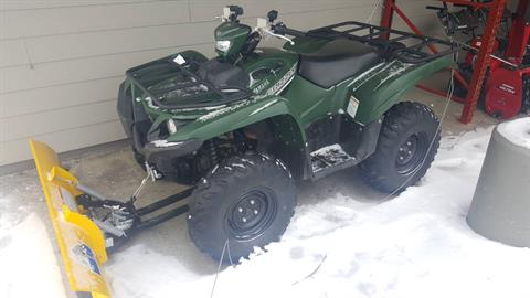 2016 Yamaha Grizzly® EPS in Bemidji, Minnesota