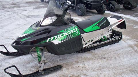 2009 Arctic Cat M1000 162 in Bemidji, Minnesota
