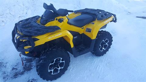 2016 Can-Am Outlander™ XT™ 850 in Bemidji, Minnesota