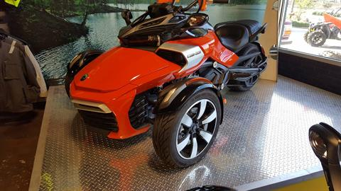 2015 Can-Am Spyder® F3-S SE6 in Tyler, Texas