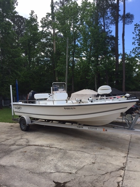 2007 Sea Boss 210 Bay in Madisonville, Louisiana