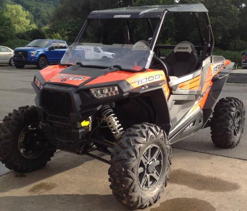2015 Polaris RZR® XP 1000 EPS in Brilliant, Ohio