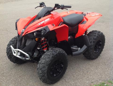2016 Can-Am Renegade® 570 in Brilliant, Ohio