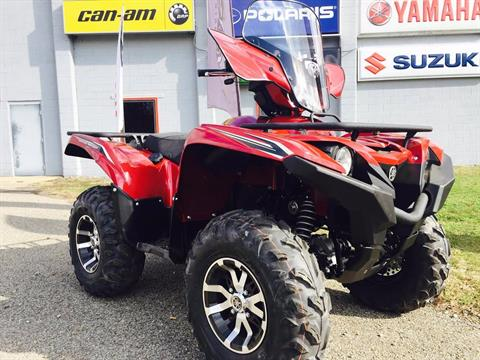 2016 Yamaha Grizzly® EPS LE in Brilliant, Ohio