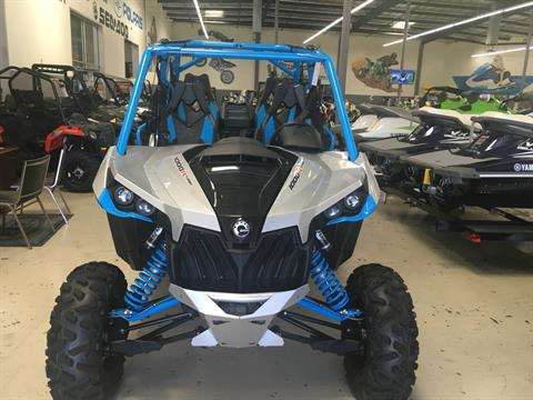 2017 Can-Am Maverick™ MAX X® ds Turbo in Corona, California