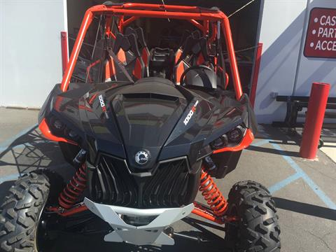 2017 Can-Am Maverick™ MAX X® rs Turbo in Corona, California